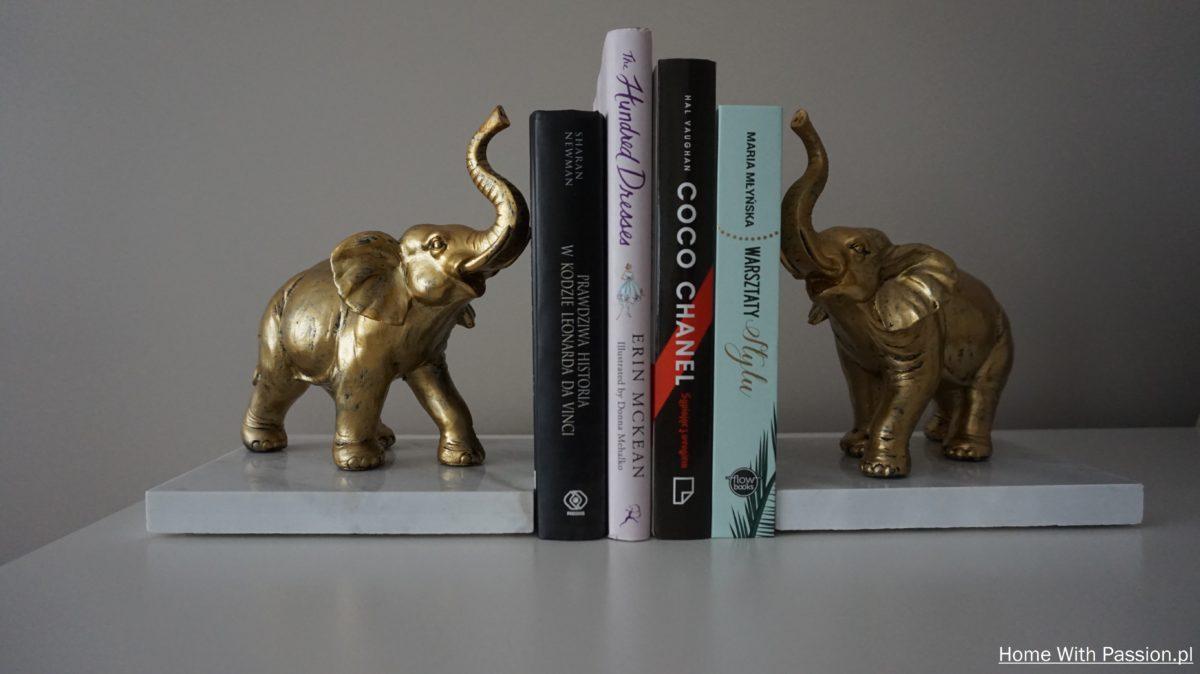 Podpórki do książek – prośba o radę