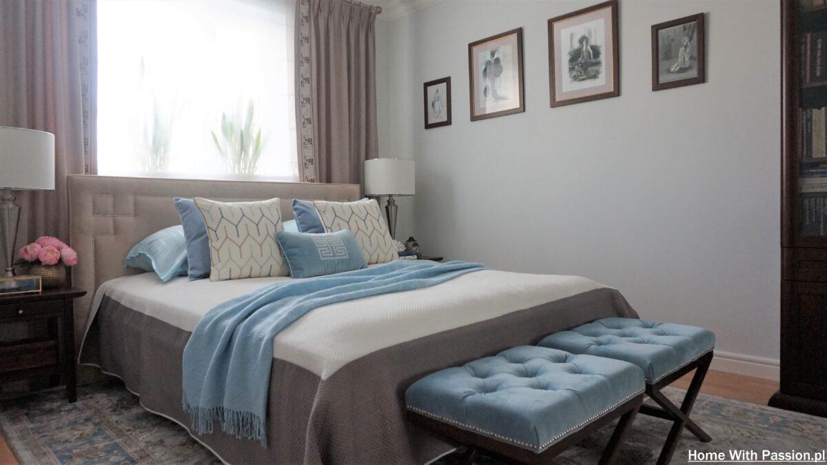 Sypialnia gościnna