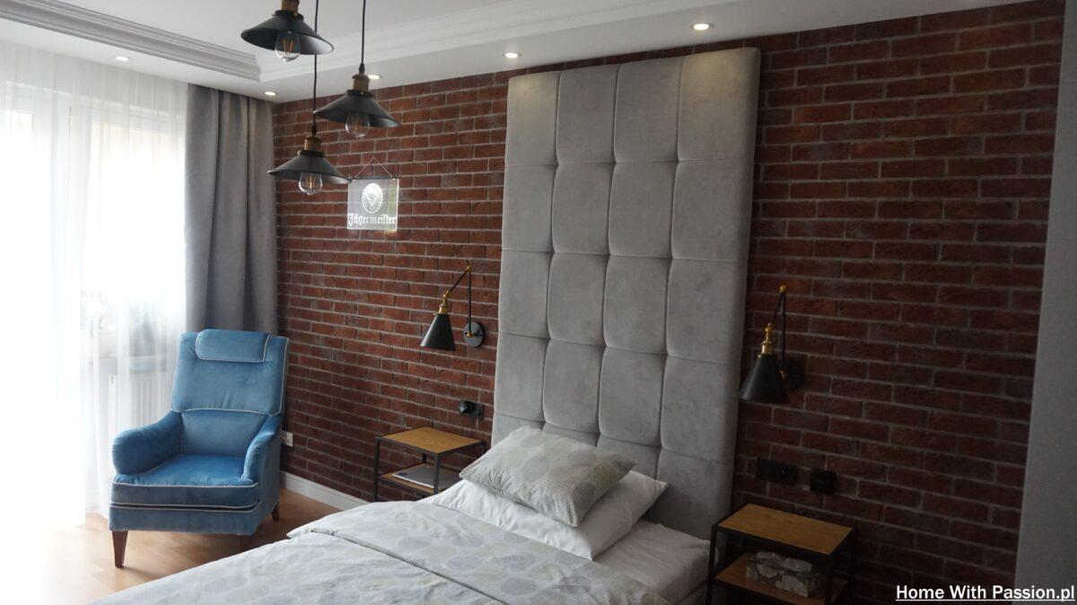 Pokój młodzieżowy w stylu loftowym | marzenie nastolatka